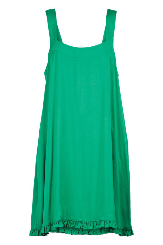 Haven Sardinia Tank Dress JADE