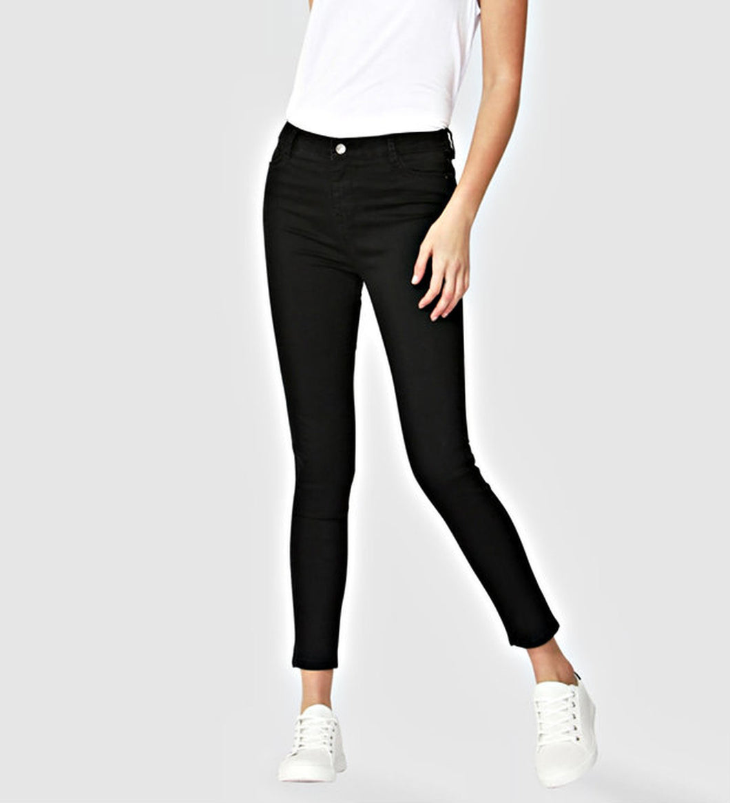 Betty Basics Mason Jean BLACK