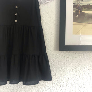 My Girl Dress BLACK