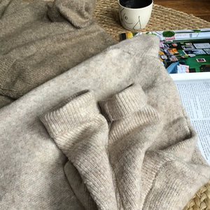 Worthier Jumper BEIGE