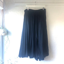 Load image into Gallery viewer, Bohemian Rell Circle Skirt BLACK  BT-SS18-H131