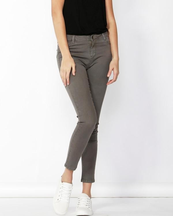 Betty Basics Mason Jean KHAKI