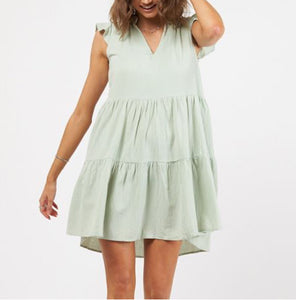 White Closet Dress SAGE