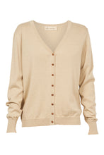 Load image into Gallery viewer, Isle Of Mine Traveller Cardigan IVORY