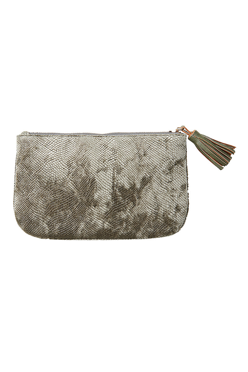 eb&ive Lavaux Pouch LIGHT MOSS