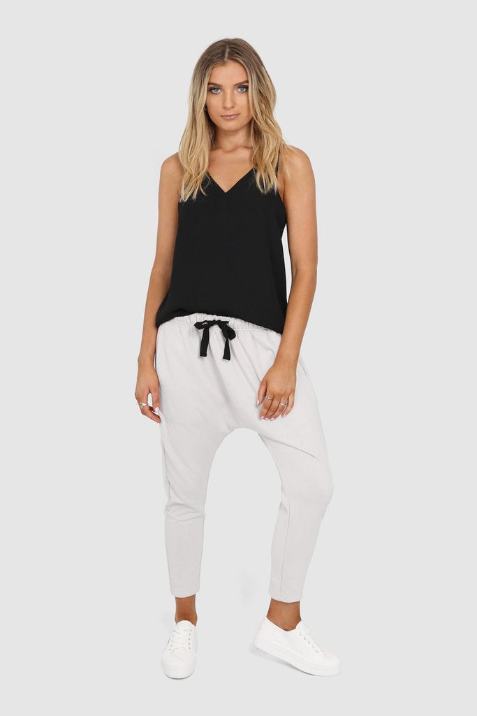 Madison the Label Madison Slouch Pants GREY