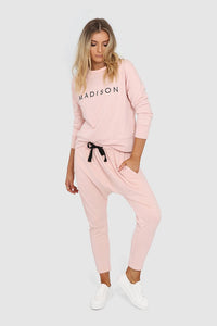 Madison the Label Madison Slouch Pants MUSK