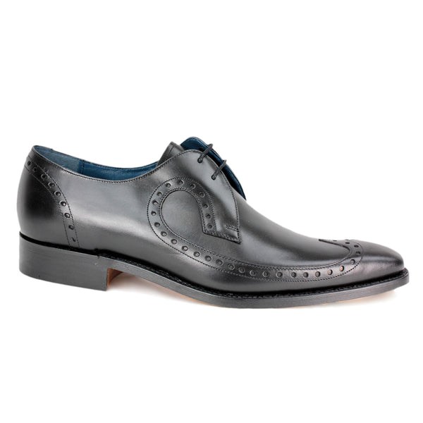 Barker Woody Contemporary Brogue Derby Shoe
