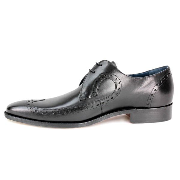 Woody Contemporary Brogue Derby Shoe