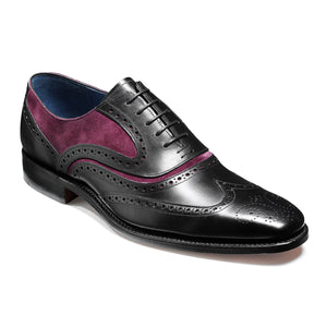 McClean Wingtip Oxford Brogue
