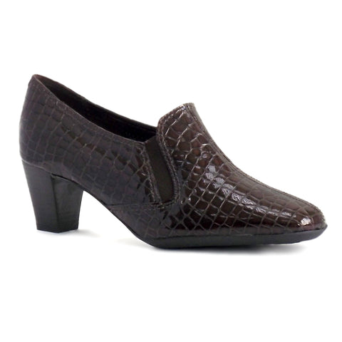 Gedeon Croco High Cut Shoe