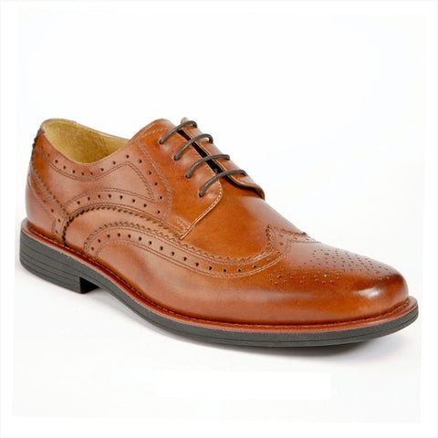 Aldershot Leather Brogue Shoe
