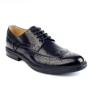 Grenade Leather Lace Up Brogue