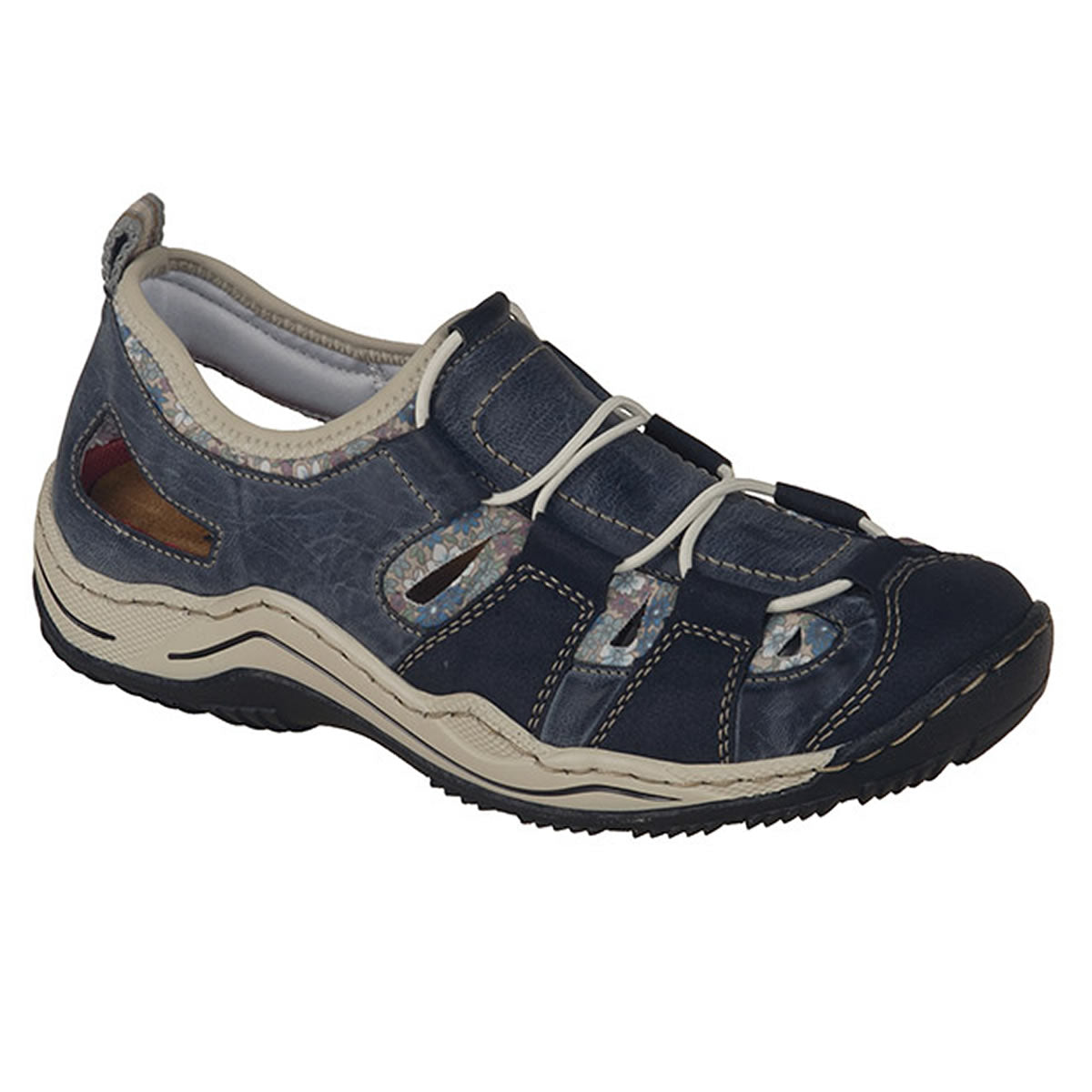 Bungee Casual Trainer Shoe