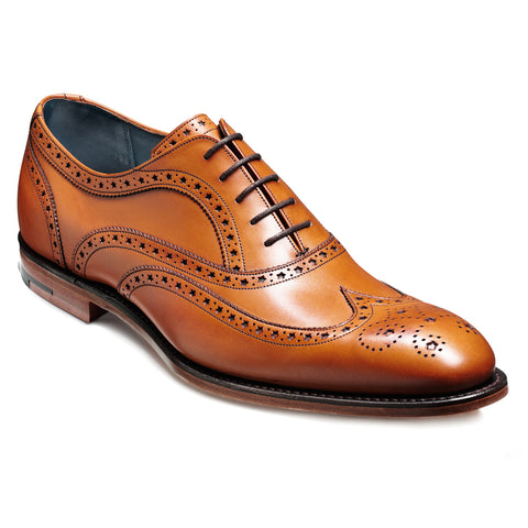 Jensen Wingtip Formal Brogue Shoe