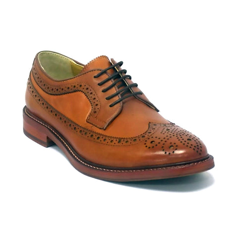 Buxton Brogue Shoe