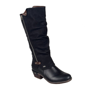 Slouch Knee High Tex Boot
