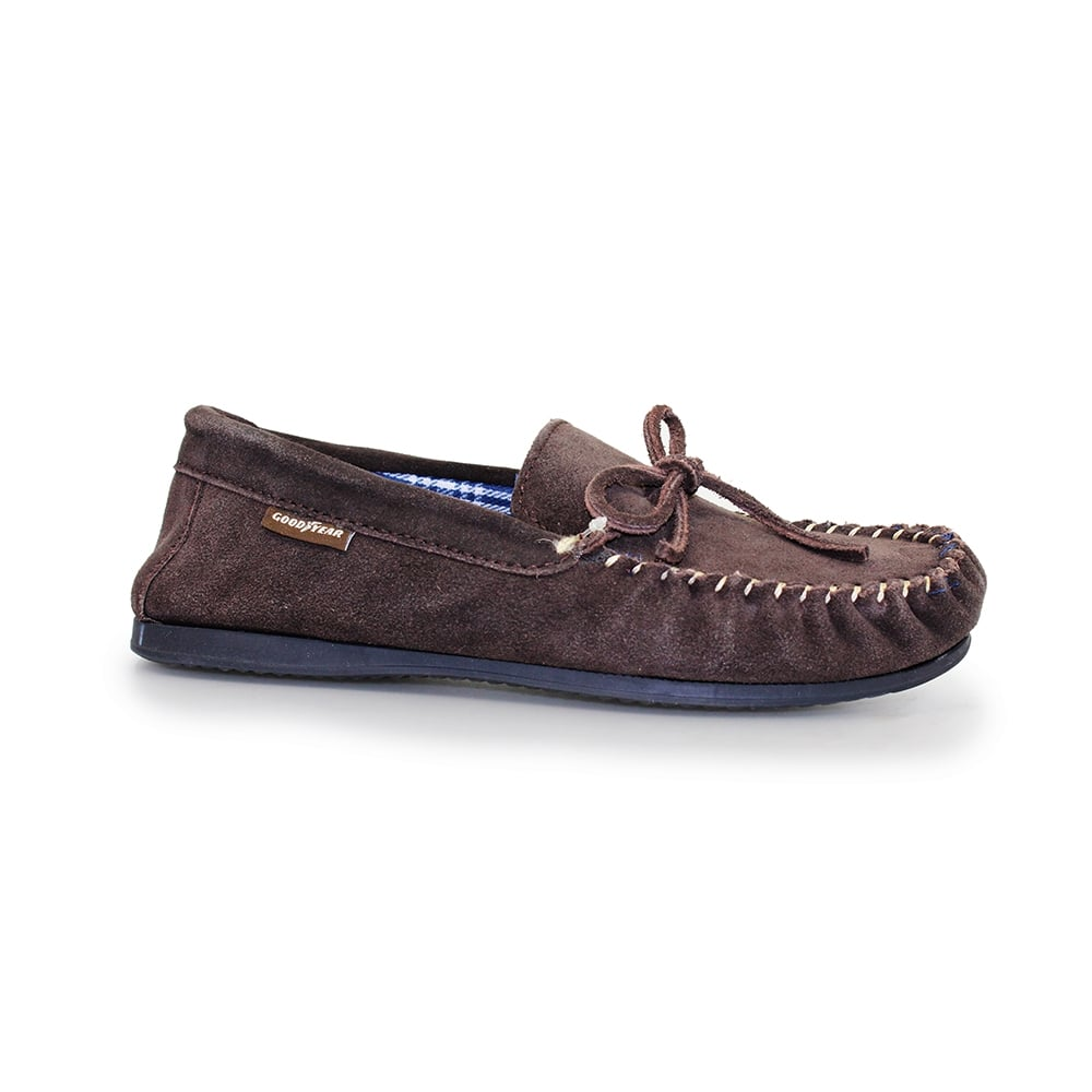 Vienna Suede Full Men's Slipper
