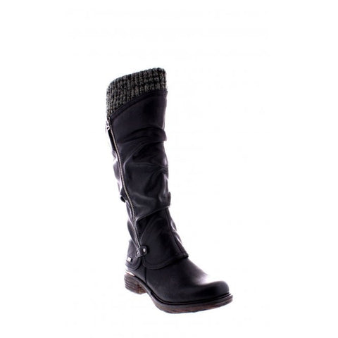 Knee High Adjustable Leg Boot