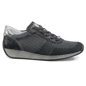 Lissabon Fusion 04 Lace Up Trainer Shoe