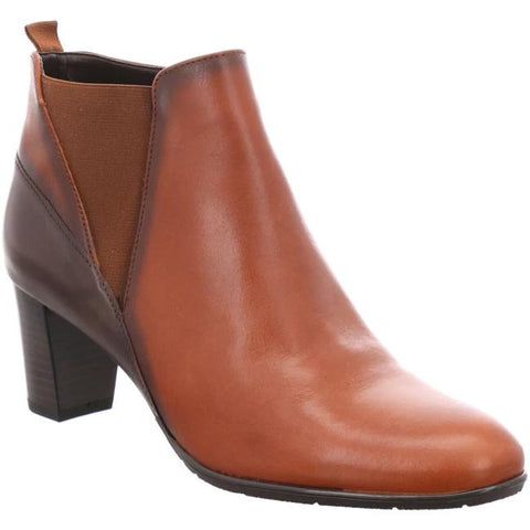 Toulouse Zip Up Heeled Chelsea Boot