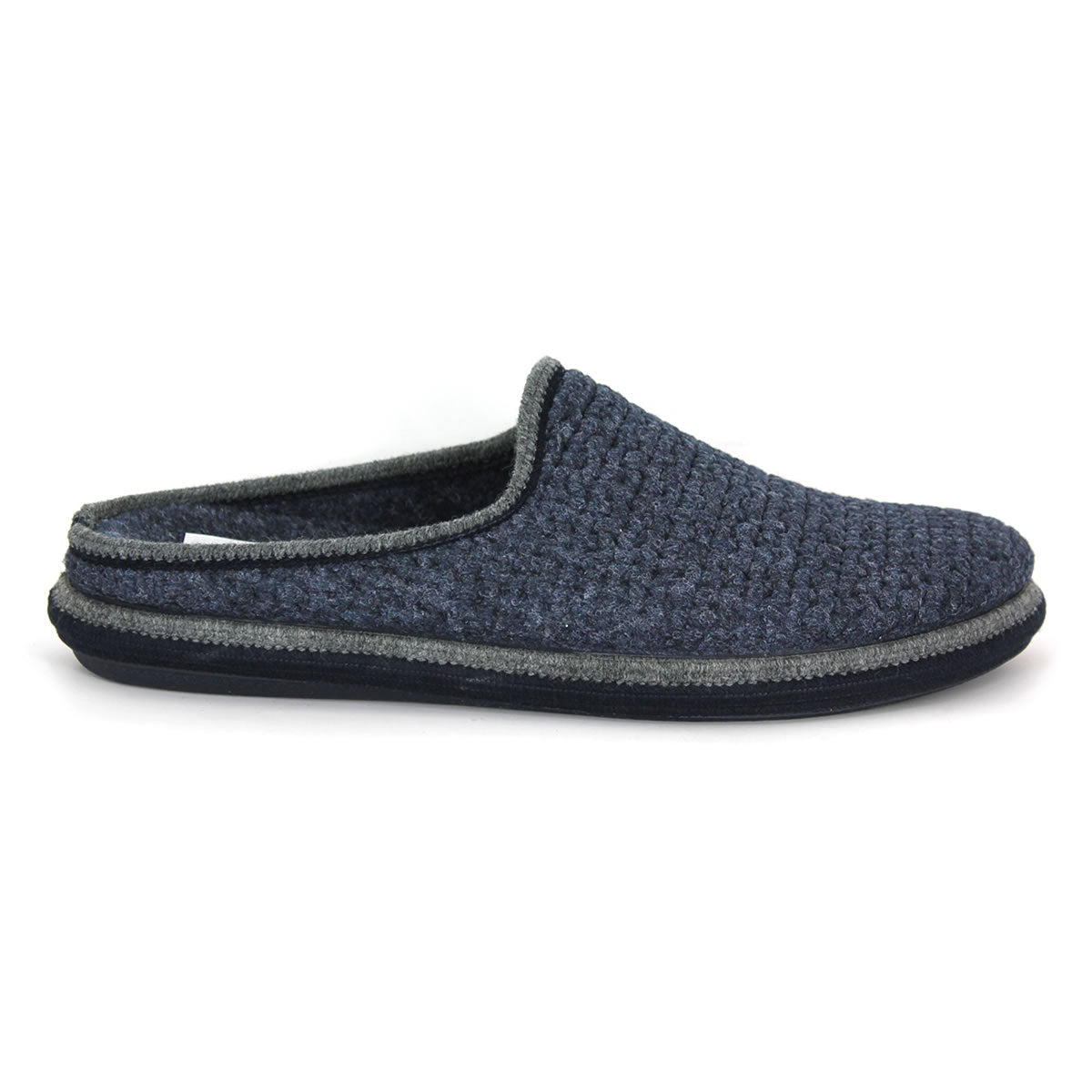 Fabric Mule Men's Slipper