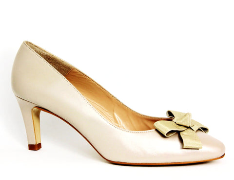Jasmin High Heel Court Shoe