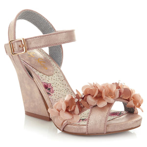 Ellen High Heel Sandal