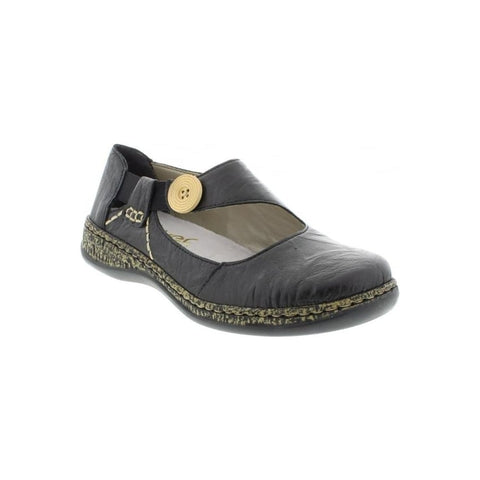 Mary-Jane Slip On Shoe