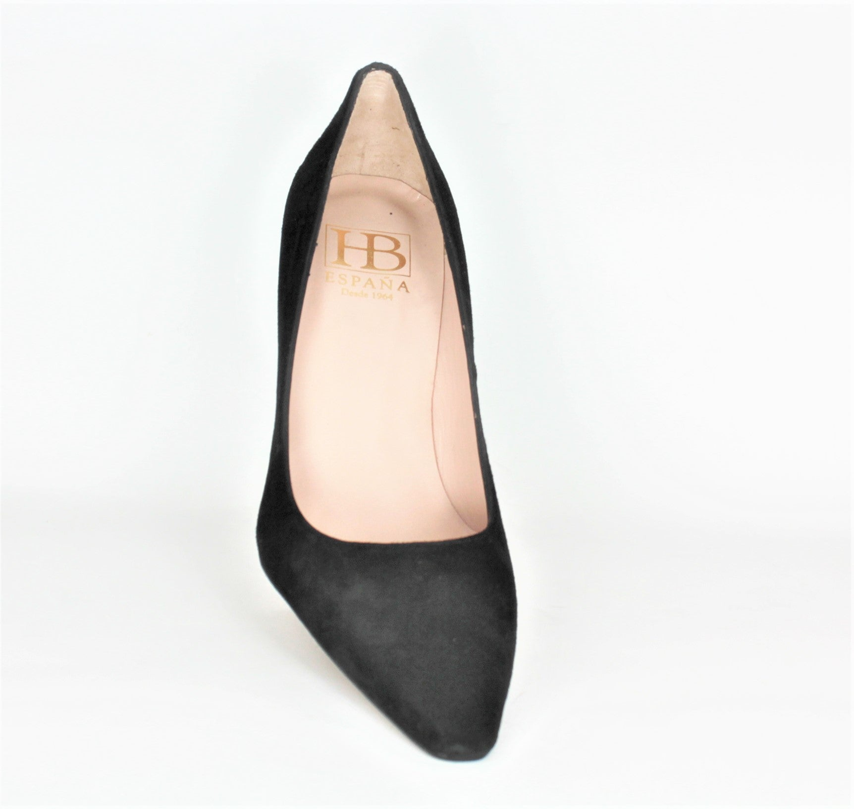 Chelsea High Heel Court Shoe