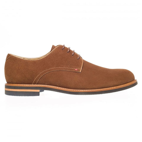 Victor Suede Lace Up Shoe