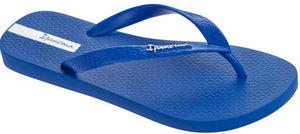 Ipanema Classic II Blue Mens Toe Post