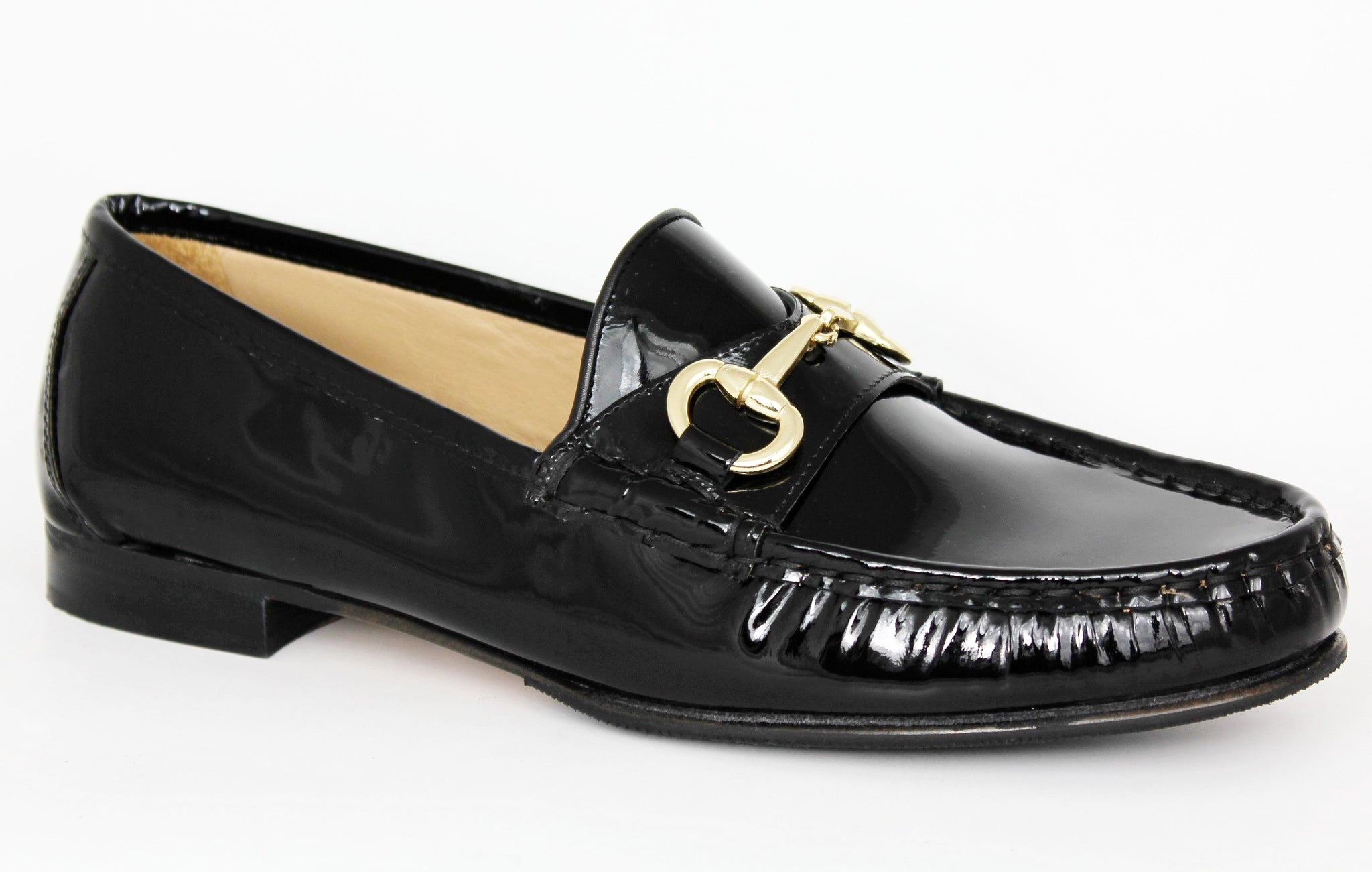 Zoe Classic Leather Loafer