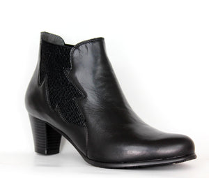 Marisa Detailed Ankle Boot