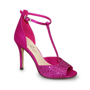 Ruth High Heel Evening Sandal