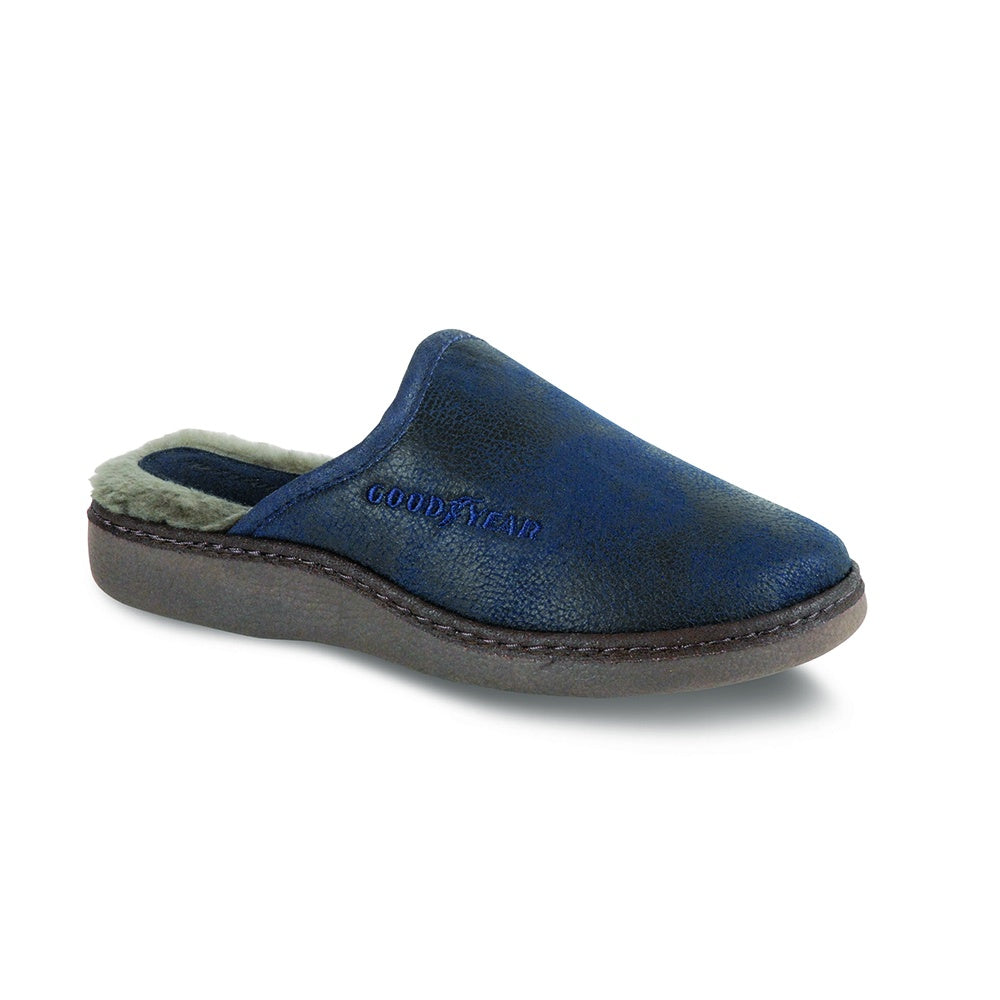Glen Mule Slipper