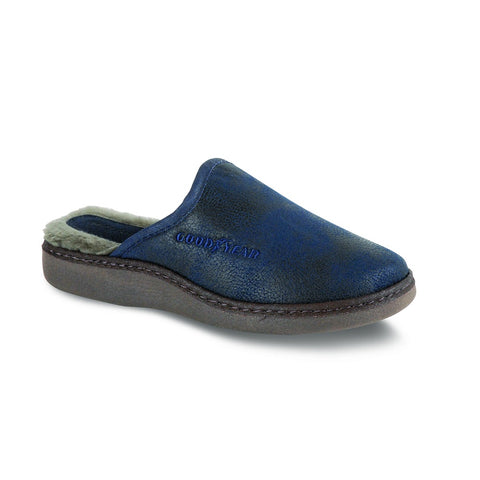 Glen Fabric Upper Mule Men's Slipper