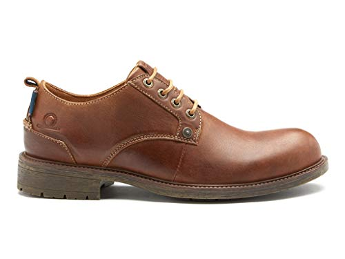 Meldon Premium Leather Derby Shoes