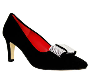 Jade High Heel Court Shoe