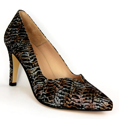 Prague V Front High Heel Court Shoe