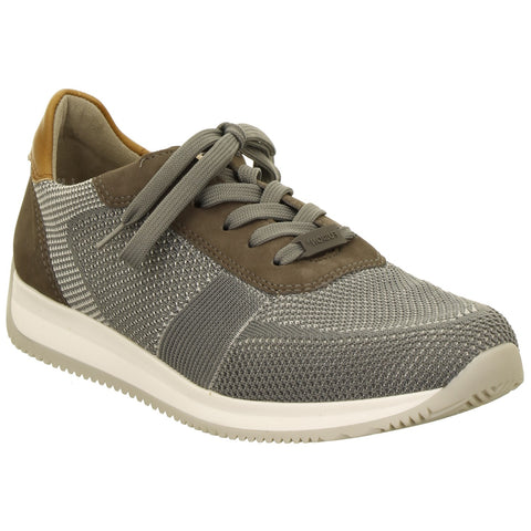 Lisboa-Fusion4 Lace Up Mens Trainers