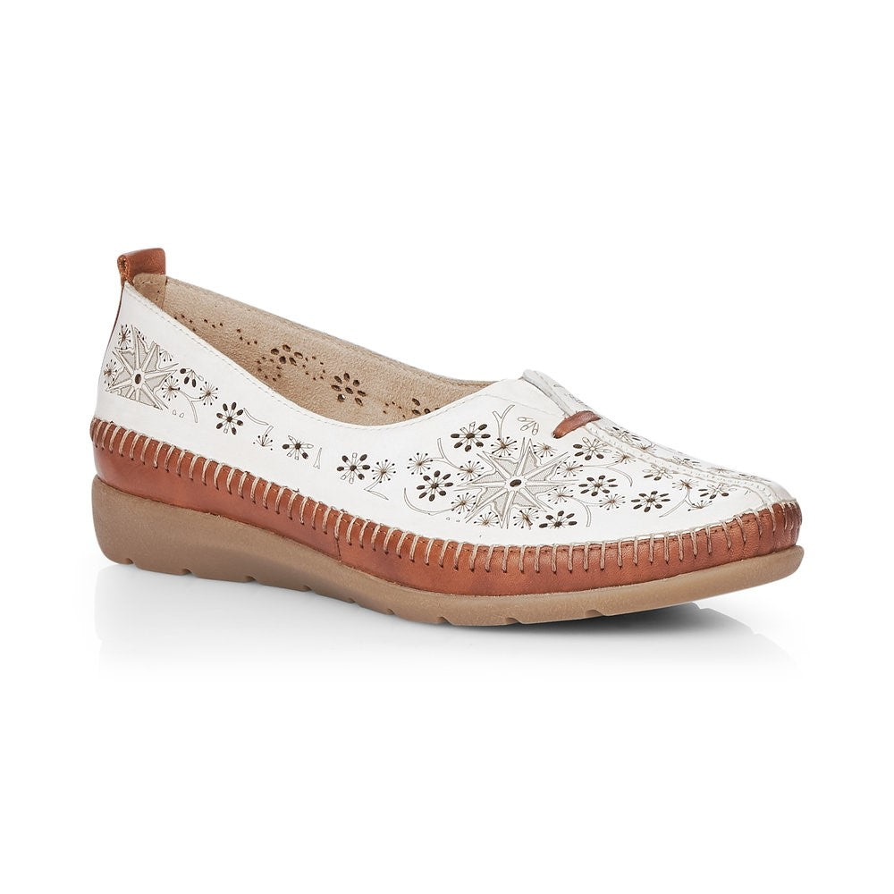 Remonte Ladies Slip On Shoe D1931-00