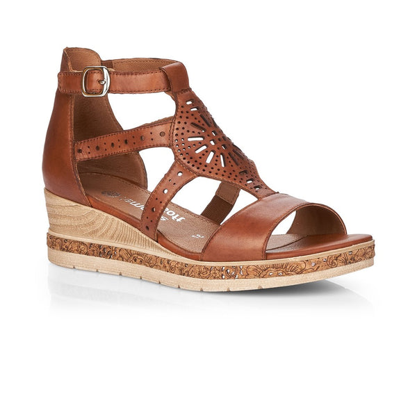 Remonte Ladies D3053-24 Gladiator Sandal