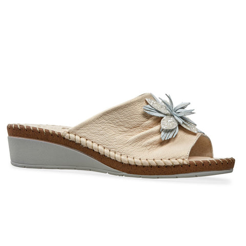 Banks Mule Wedge Sandal
