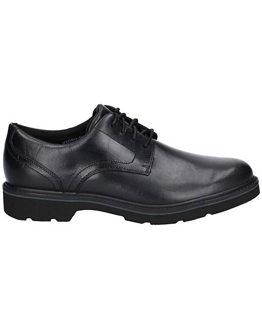 Charlee Plain Toe Lace Up Shoe