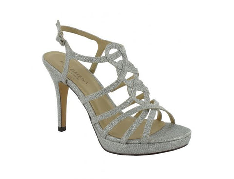 Begonia High Heel Strappy Sandal