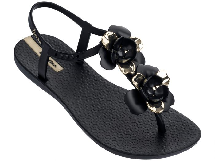 Floral Sandal Special With Flower Detail