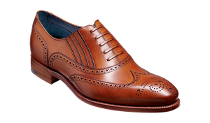 Barker Timothy Moc Lace Up Oxford Brogue