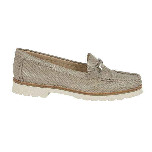 Whisper Flatform Sole Low Heel Loafer