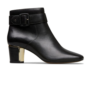 Radley Mid Heel Boot With Ankle Strap
